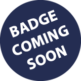Badge Coming Soon